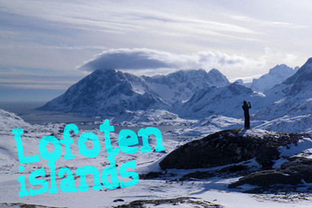 Tourski Lofoten Islands