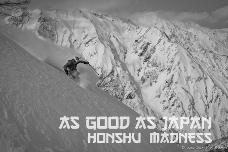 As Good as Japan: Honshu Madness