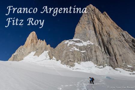 Fitz Roy Franco Argentina